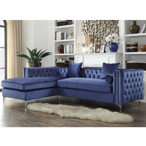 Da Vinci Sectional by Iconic Home