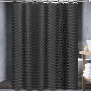 Best Reviews Stillings Shower Curtain By Mercury Row