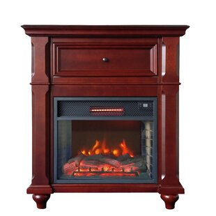 Juli Electric Fireplace by Charlton Home