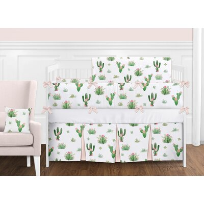 Cactus Floral Shower Curtain