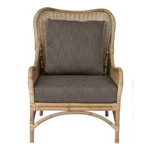 Balance Patio Chair with Cushion