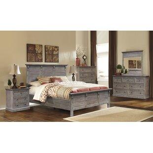 Rosecliff Heights Lowenstein Panel Configurable Bedroom Set