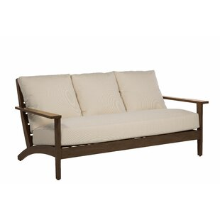 Kennebunkport Patio Sofa with Cushions by Summer Classics