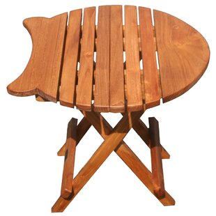 Chic Teak Fish Teak Picnic Table
