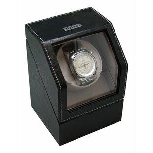 Boîte à montre à vent simple alimenté par batterie Heiden
