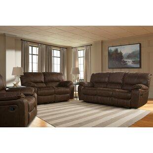 Red Barrel Studio Roderick Reclining Configurable Living Room Set