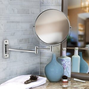 Round Wall Mounted Bath Boutique Mirror