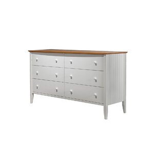 Miers 6 Drawer Double Dresser