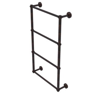 Allied Brass Dottingham Wall Mounted Towel Rack