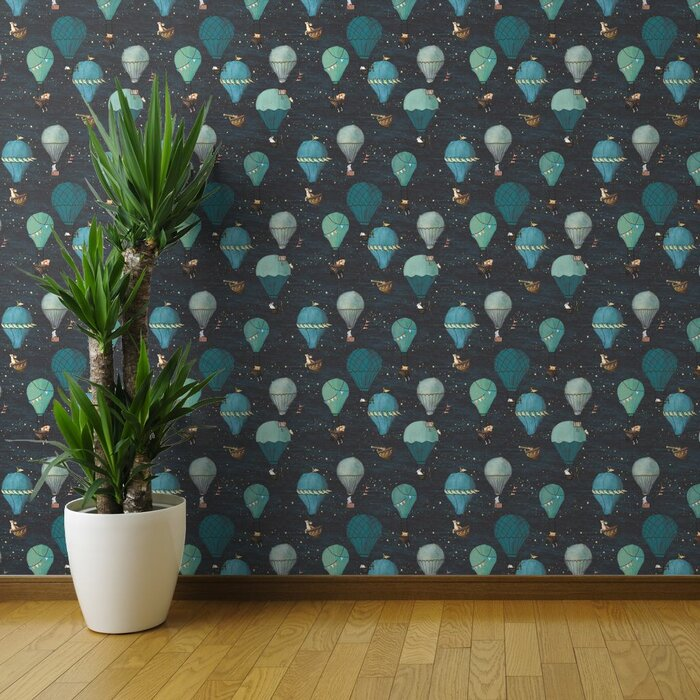 Saratoga Removable Peel And Stick Wallpaper Roll