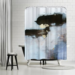 Christine Olmstead That Thing That Happened Single Shower Curtain