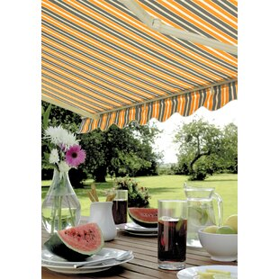 Moira W 3.5 X D 2m Retractable Patio Awning By Sol 72 Outdoor