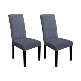 Outstanding Merida Parsons Upholstered Dining Chair Set Of 2 Creativecarmelina Interior Chair Design Creativecarmelinacom