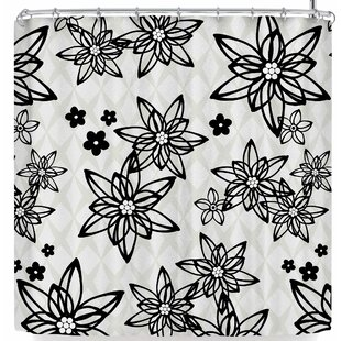 East Urban Home Julia Grifol Floral In Shower Curtain