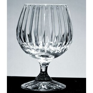 Meade Handcut Brandy Crystal Snifter (Set of 6)