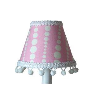 Pom-Pom Paradise 11 Fabric Empire Lamp Shade