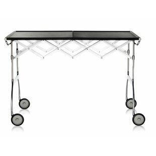 Battista Extendible Folding Table Kartell