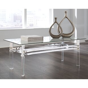 Best Calles Coffee Table by Orren Ellis