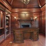 Stovall Executive Desk by Astoria Grand