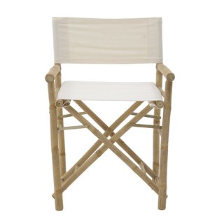 Bulwell Director Chair By Bay Isle Home