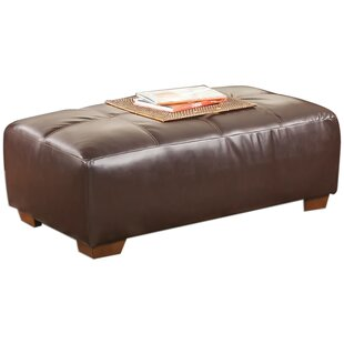 Red Barrel Studio Olive Cocktail Ottoman