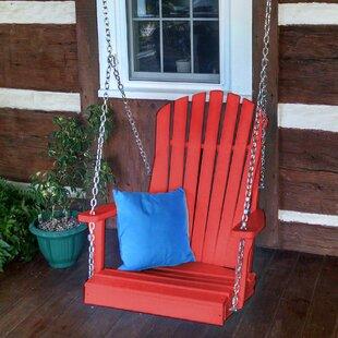 Adirondack Porch Swing Wayfair