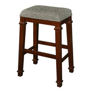 Greenleaf Bar Stool by Charlton Home