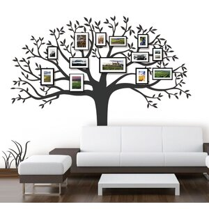Family PhotoTree Wall Decal