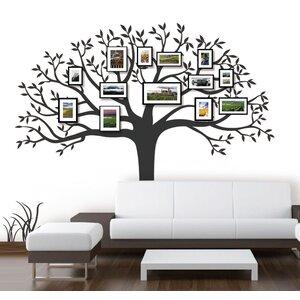 Family PhotoTree Wall Decal