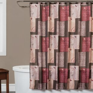 Compare Grace Shower Curtain By Saturday Knight, LTD