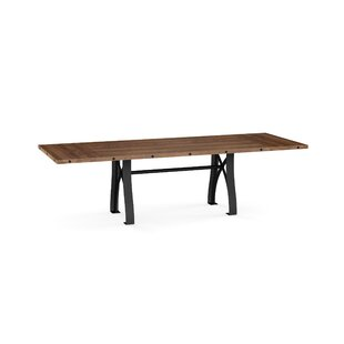 Everly Extendable Dining Table by 17 Stories