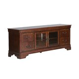 """Johnston Solid Wood TV Stand for TVs up to 88"""""""