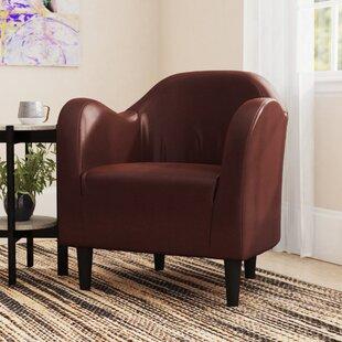 Wrought Studio Potts Barrel Chair