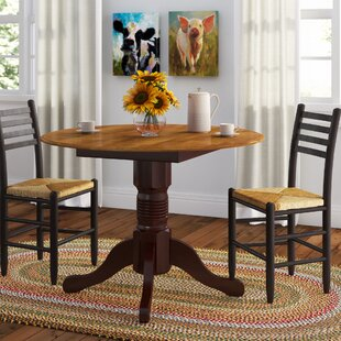 Shelburne Drop Leaf Dining Table by Laurel Foundry Modern Farmhouse