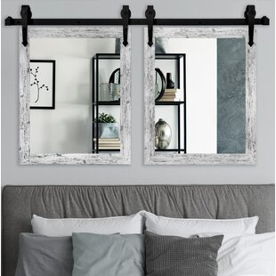 3 Piece Schlueter Accent Mirror Set
