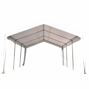 Metal Party Tent By Symple Stuff