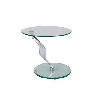 Englund End Table by Orren Ellis Coupon