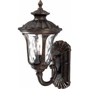 Online Reviews Tavira 1-Light Outdoor Sconce By Volume Lighting