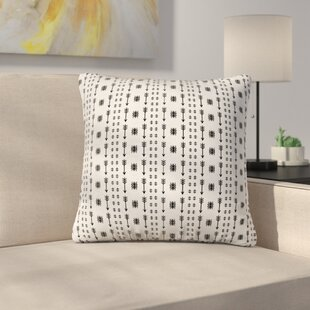Modern Tribal Pillow Cover