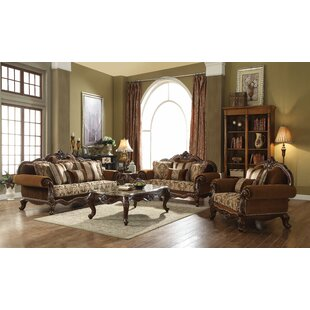 Astoria Grand Nelumbo Configurable Living Room Set