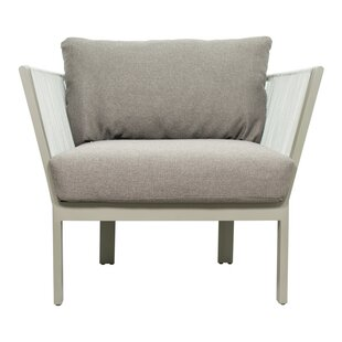 Archipelago St. Helena Patio Chair with Cushions