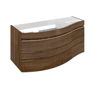 Trevino 111cm Wall Mounted Vanity Unit Base By Ebern Designs