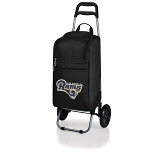 ONIVA™ 37 Can NFL Cart Rolling Cooler