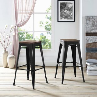 Ashlyn 30 Bar Stool Williston Forge