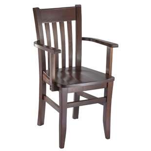 Henson Solid Wood Dining Chair Breakwater Bay