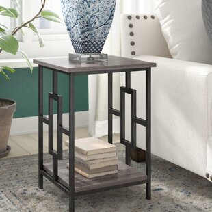 Baksh Side End Table by Wi..