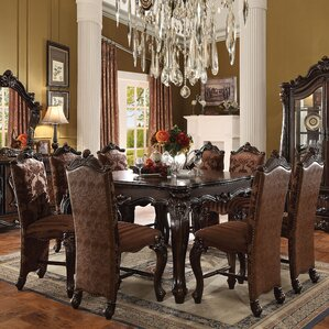 Welton Traditional 9 Piece Dining Set by Astoria Grand