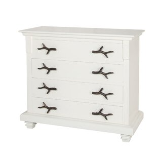 Savings Jaume 4 Drawer Chest by Gracie Oaks