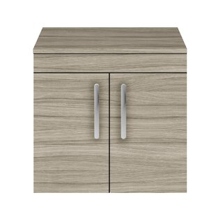 Maddalena 60cm Wall Mounted Vanity Unit Base By Zipcode Design