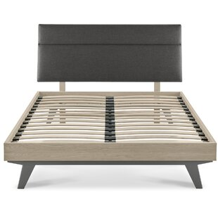 Dorado Upholstered Bed Frame By Mercury Row